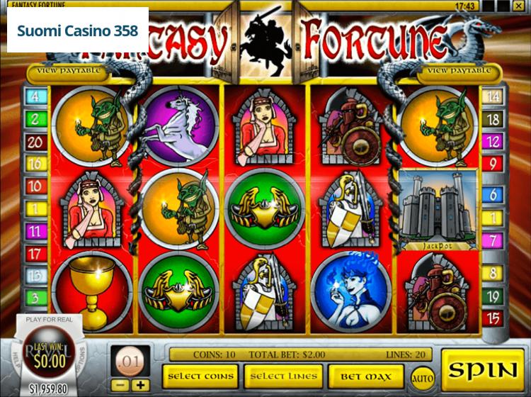 Just spins casino